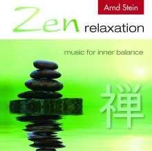 Arnd Stein: Zen Relaxation: Music For Inner..., CD