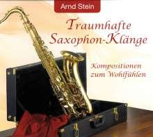 Arnd Stein - Traumhafte Saxophon-Klänge, CD