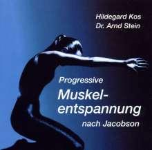 Progressive Muskelentspannung nach Jacobson, CD