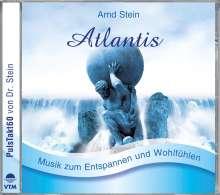 Arnd Stein - Atlantis, CD
