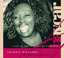 Sharrie Williams: Live At The Bay-Car Blues Festival 2006, CD