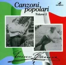 Enrico Caruso - Canzoni popolari, CD