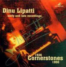 Dinu Lipatti - Cornerstones 1936-1950, CD
