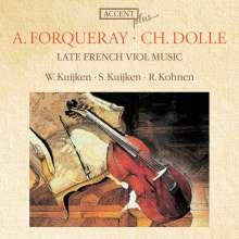 Antoine Forqueray (1671-1745): Pieces de Viole (Suite Nr.3), CD