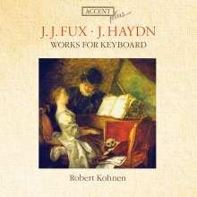 Johann Joseph Fux (1660-1741): Cembalowerke, CD