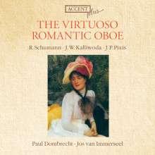 Paul Dombrecht - Romantische Oboenmusik, CD