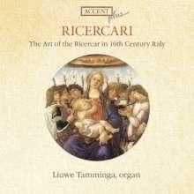 Ricercari - The Art of the 16th Century Ricercar, CD