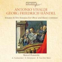 Marcel Ponseele spielt Oboensonaten, CD