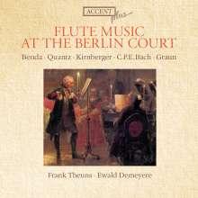 Frank Theuns - Flötenmusik am Berliner Hof, CD