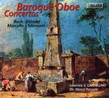 Marcel Ponseele - Baroque Oboe Concertos, CD