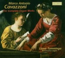 """Marco Antonio """"da Bologna"""" Cavazzoni (1485-1569): Sämtliche Orgelwerke, CD"""