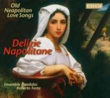Delizie Napolitane - Old Neapolitan Love Songs, CD