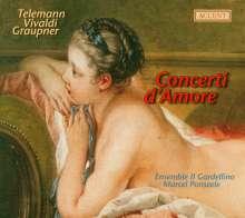 Georg Philipp Telemann (1681-1767): Oboenkonzert A-Dur, CD