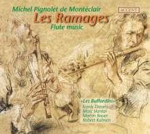 Michel Pignolet de Monteclair (1667-1737): 2 Flötenkonzerte, CD