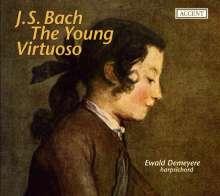 Johann Sebastian Bach (1685-1750): Capriccio BWV 992, CD