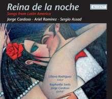 Liliana Rodriguez - Reina de la noche, CD