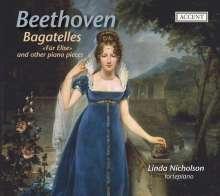 Ludwig van Beethoven (1770-1827): Bagatellen & Klavierstücke, CD
