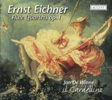 Ernst Eichner (1740-1777): Flötenquartette op.4 Nr.1-6, CD