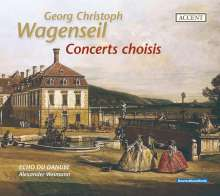 Georg Christoph Wagenseil (1715-1777): Concerti, CD
