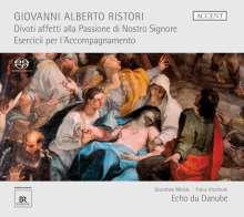 """Giovanni Alberto Ristori (1692-1753): Divoti Affetti (""""Kammerduette für die Kirche""""), SACD"""