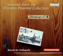 Dresdner Barockmusik - Sonaten aus der Pisendel-Sammlung, CD