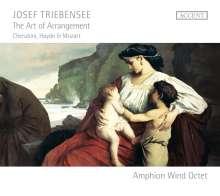 Josef Triebensee (1772-1842): Harmoniemusik, CD