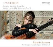 Arcangelo Corelli (1653-1713): Sonaten Nr.3,6,8 für Viola da gamba & Bc, CD