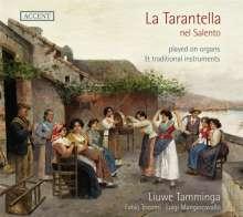 La Tarantella nel Salento (auf Orgeln und traditionellen Instrumenten), CD