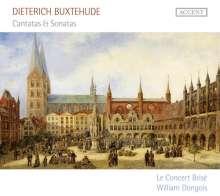 Dieterich Buxtehude (1637-1707): Kantaten & Sonaten, CD