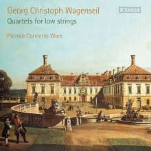 Georg Christoph Wagenseil (1715-1777): 3 Quartette für 3 Celli & Kontrabaß, 2 CDs