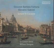 Giovanni Battista Fontana (1571-1631): Sonaten Nr.5,6,8,10,11,13,15,16,18, CD