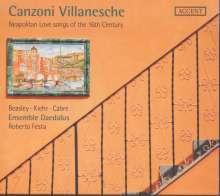 Canzoni Villanesche, 2 CDs