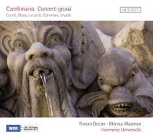 Corellimania - Concerti grossi, CD