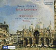 Giovanni Gabrieli (1557-1612): Symphoniae Sacrae, CD