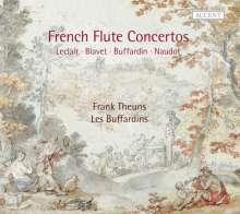 French Flute Concertos, CD