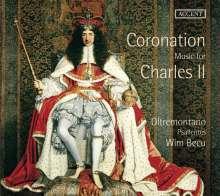 Robert Parsons (1530-1572): Coronation Music for Charles II, CD