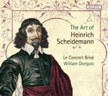 Heinrich Scheidemann (1596-1663): The Art of Heinrich Scheidemann, CD