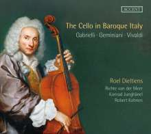 Roel Dieltiens - The Cello in Baroque Italy, 2 CDs