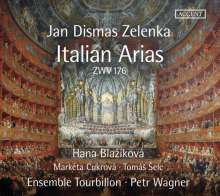 Jan Dismas Zelenka (1679-1745): Italienische Arien ZWV 176 Nr.1-8, CD
