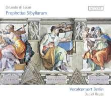 Orlando di Lasso (Lassus) (1532-1594): Prophetiae Sibyllarum, CD
