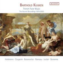 Barthold Kuijken - French Flute Music (The Anccent Recordings 1979-2003), 11 CDs