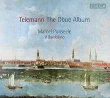 Georg Philipp Telemann (1681-1767): The Oboe Album - Oboenkonzerte & Kammermusik für Oboe, 2 CDs