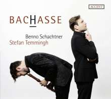 BACHASSE - Opposites attract, CD