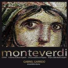 Claudio Monteverdi (1567-1643): Claudio Monteverdi Edition, 10 CDs