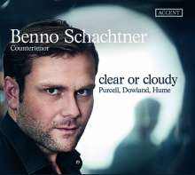 Benno Schachtner - Clear or Cloudy, CD