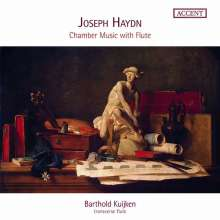 Joseph Haydn (1732-1809): Kammermusik mit Flöte, 6 CDs