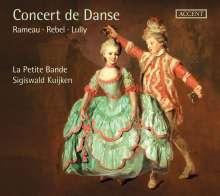 Concert de Danse, CD