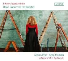 Johann Sebastian Bach (1685-1750): Oboenkonzerte und Kantaten, CD