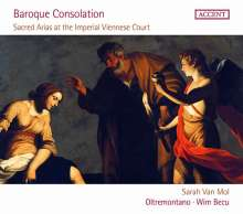 Baroque Consolation - Sacred Arias at the Imperial Viennese Court, CD