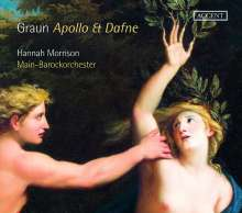 """Carl Heinrich Graun (1703-1759): Italienische Kantaten """"Apollo et Dafne"""", CD"""